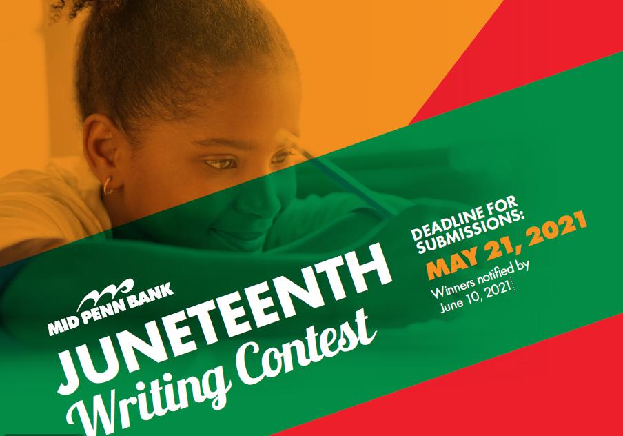 Juneteenth Writing Contest